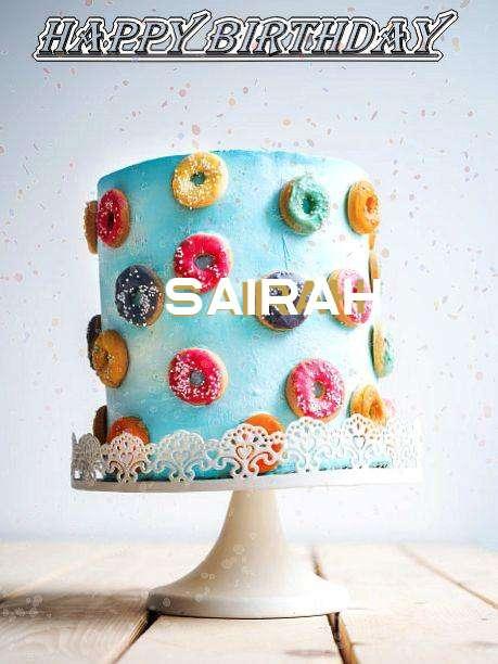 Sairah Cakes