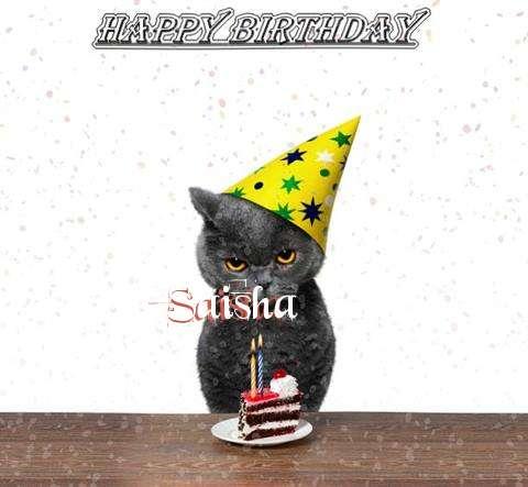 Birthday Images for Saisha