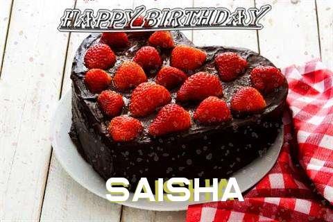Saisha Birthday Celebration