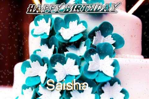 Saisha Cakes