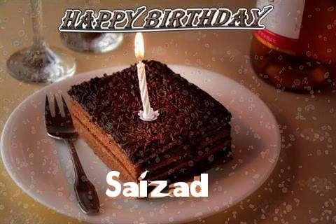 Happy Birthday Saizad