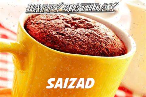Birthday Wishes with Images of Saizad