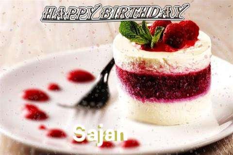 Birthday Images for Sajan