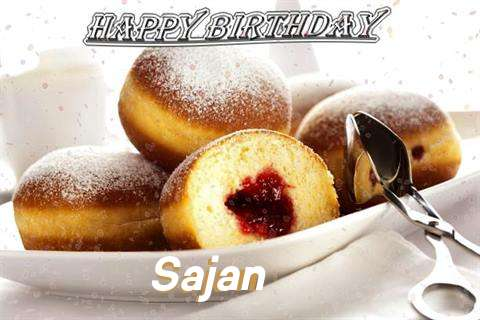 Happy Birthday Wishes for Sajan