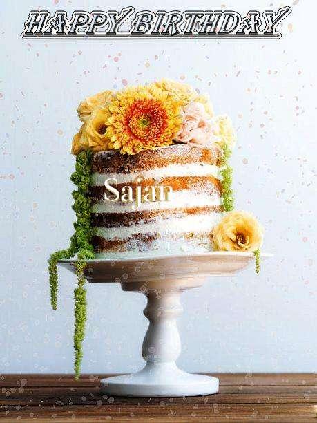 Sajan Cakes