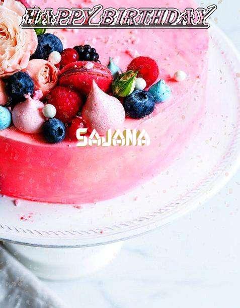 Happy Birthday Sajana
