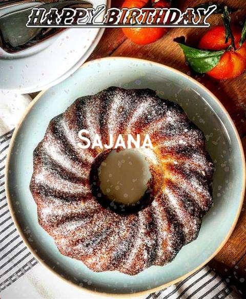 Birthday Images for Sajana