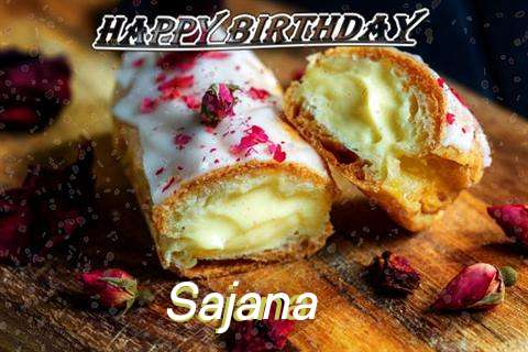 Sajana Cakes