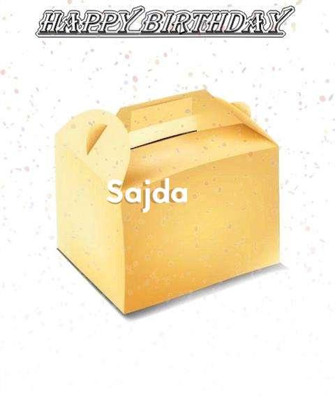 Happy Birthday Sajda