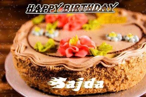 Birthday Images for Sajda
