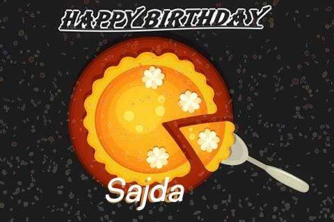 Sajda Birthday Celebration