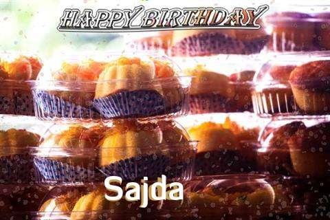 Happy Birthday Wishes for Sajda