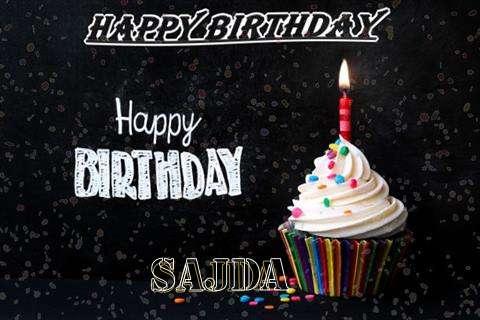 Happy Birthday to You Sajda