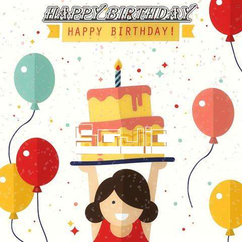 Happy Birthday Sajia