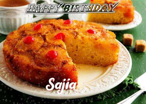 Birthday Images for Sajia