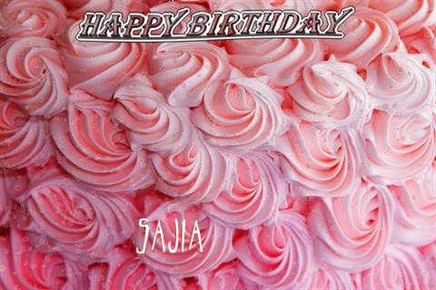 Sajia Birthday Celebration
