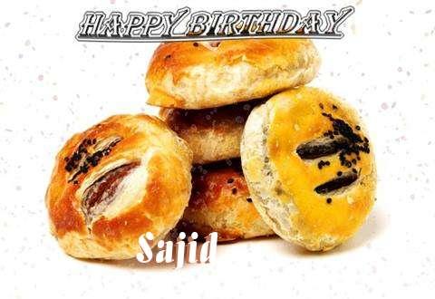 Happy Birthday to You Sajid