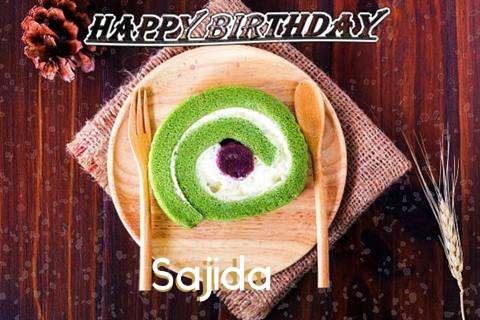 Wish Sajida