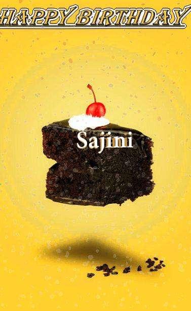 Happy Birthday Sajini