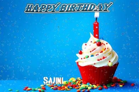 Happy Birthday Wishes for Sajini