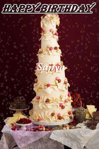 Happy Birthday Sajiya