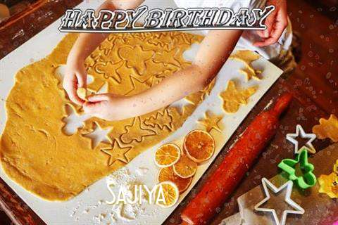 Birthday Wishes with Images of Sajiya