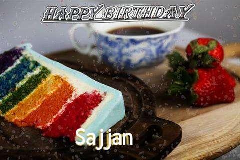 Happy Birthday Wishes for Sajjan