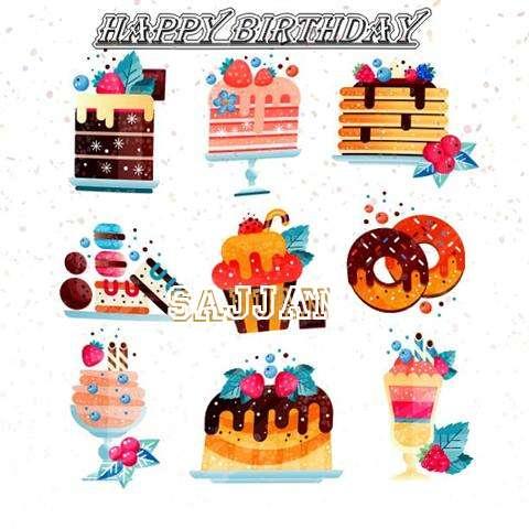 Happy Birthday to You Sajjan