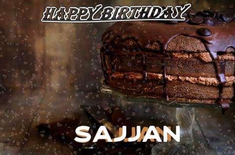 Happy Birthday Cake for Sajjan