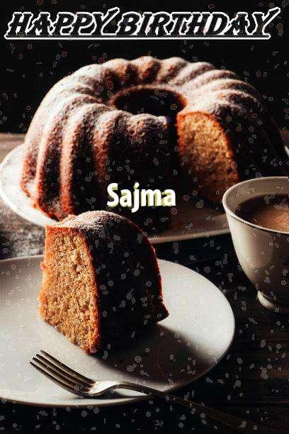 Happy Birthday Sajma