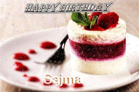 Birthday Images for Sajma