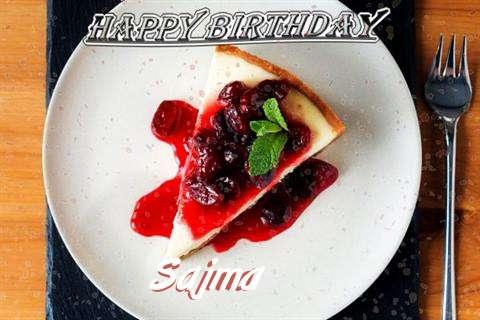 Sajma Birthday Celebration