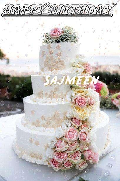 Sajmeen Birthday Celebration