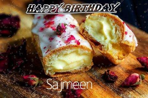 Sajmeen Cakes