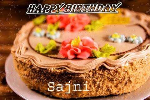 Birthday Images for Sajni