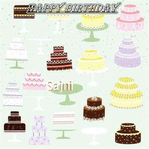 Sajni Cakes