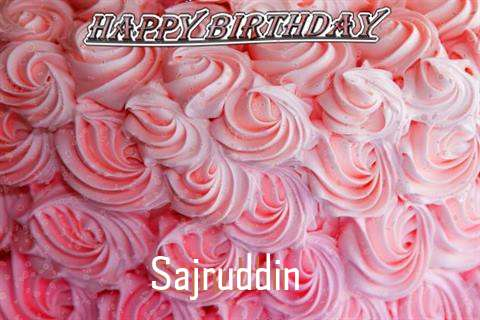 Sajruddin Birthday Celebration