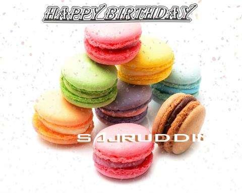 Wish Sajruddin