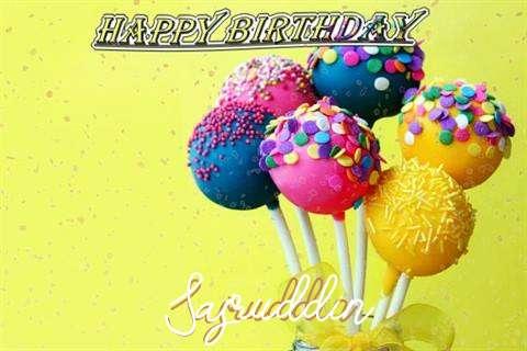 Sajruddin Cakes