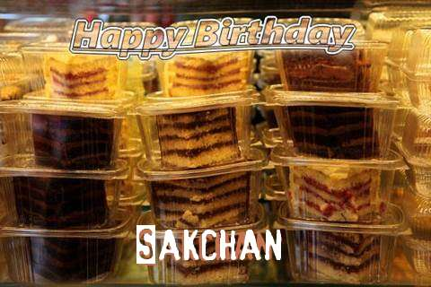 Happy Birthday to You Sakchan