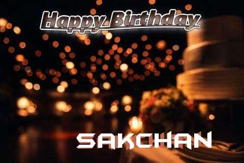 Sakchan Cakes