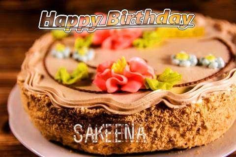 Happy Birthday Sakeena