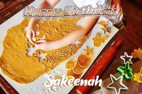 Sakeenah Birthday Celebration