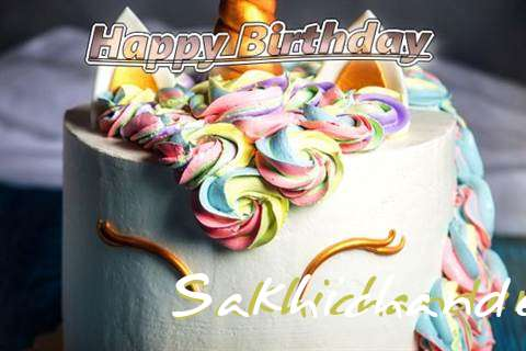 Birthday Wishes with Images of Sakhichander
