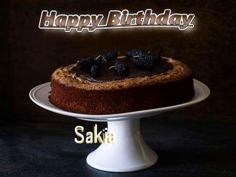 Sakia Birthday Celebration