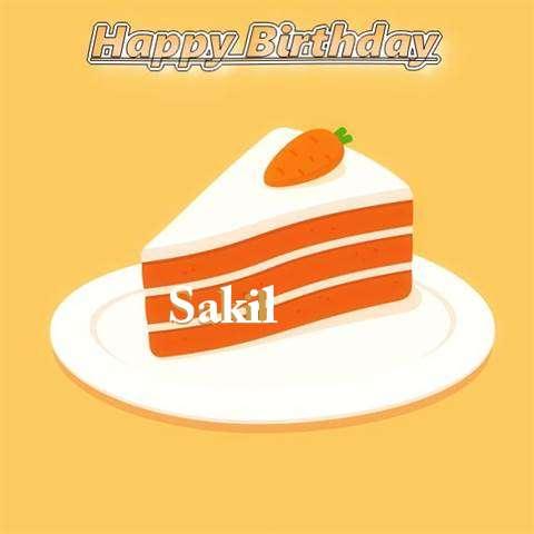 Birthday Images for Sakil