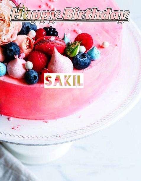 Wish Sakil