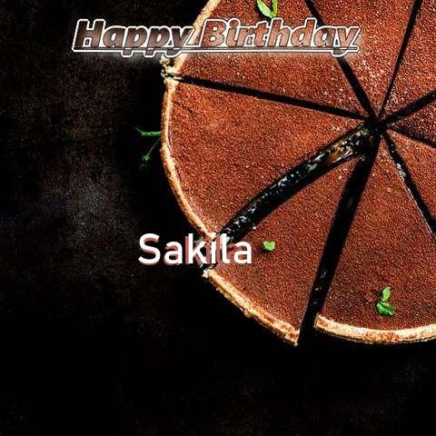Birthday Images for Sakila