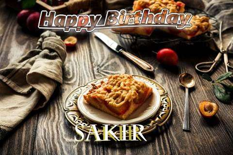 Sakir Cakes