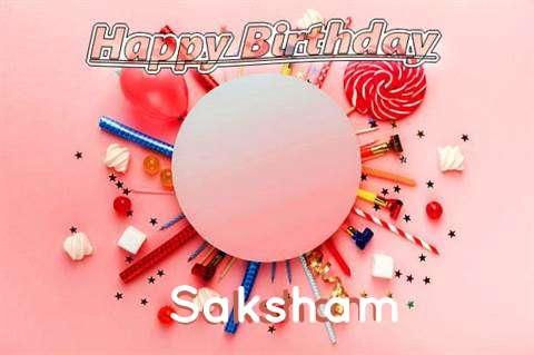 Saksham Cakes